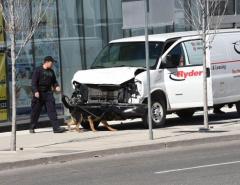 Теракт в Торонто? 9 погибших, 17 ранненых