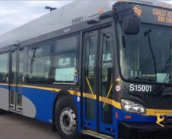 Новые автобусы TransLink будут оборудованы системами кондиционирования