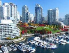 Ванкувер, Торонто и Калгари названы лучшими городами для жизни в мире