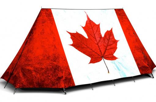 Кемпинг в Канаде или гид для начинающих