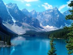 Озера Канады: 10 невероятных озёр в стране