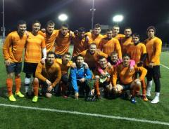 Русскоязычная футбольная команда We'R United выиграла кубок Бернаби!