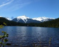 Прогулка к озеру Ливетт (Levette Lake Loop)