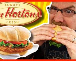 Секретные вкусняшки в Tim Hortons, о которых вы, возможно, не знали