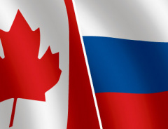 Канада в сравнении с Россией по некоторым статистическим показателям