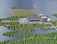 В Канаде построят терминал стоимостью $36 млд, для улучшения жизни людей и сохранения природных ресурсов