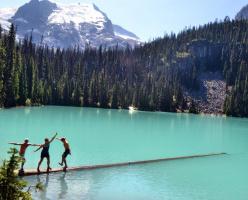 5 мест, которые нужно обязательно посетить в Британской Колумбии этим летом