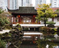 Классический китайский сад доктора Сунь Ятсена (Dr. Sun Yat-Sen Classical Chinese Garden)