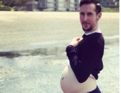 Беременный трансгендерный мужчина из Канады рассказывает свою историю