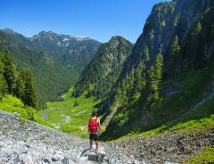 Маршрут Хэнс Вэллей (Hanes Valley Trail)