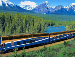 Только этим летом: путешествие по Канаде на поезде за $150!