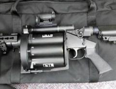 Полиция Ванкувера потеряла гранатомет и сейчас его разыскивает