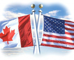 Как открыть туристическую визу в США, находясь в Канаде