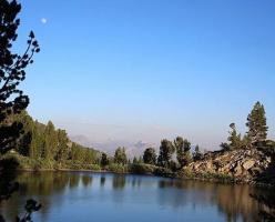 Озеро Шэдоу (дословно — Теневое озеро, Shadow Lake)