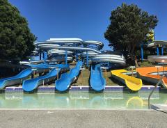 Возле Ванкувера открывают сезонный аквапарк