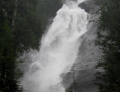 Водопад Аппер Шэннон (Upper Shannon Falls)