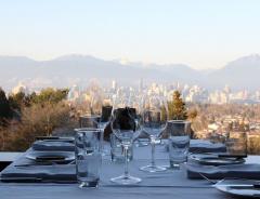 5 лучших ресторанов Ванкувера с хорошим видом