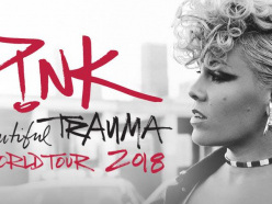 Концерт P!NK в рамках Beautiful Trauma World Tour