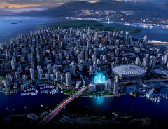 Ванкувер занял 3-е место в рейтинге прибрежных городов