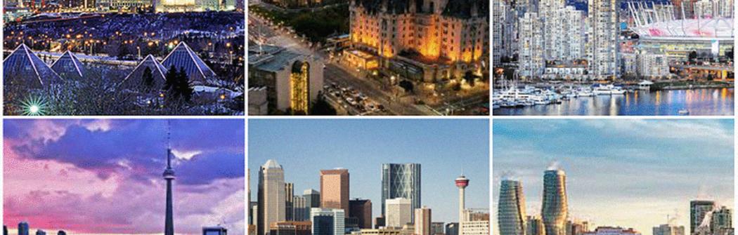 Лучшие канадские города по доступности жилья и работы