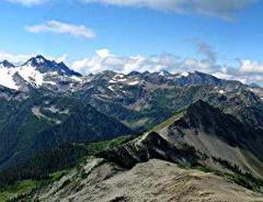 Гора Фромм (Mount Fromme)