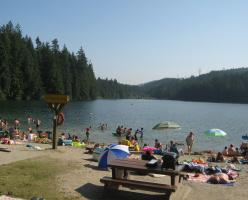 Озеро Сасамат (Sasamat Lake)