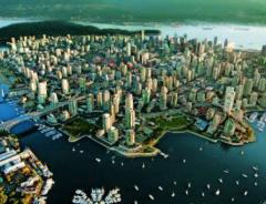 Ванкувер установил новый рекорд по количеству туристов в 2016 году с показателем в 10 миллионов посетителей