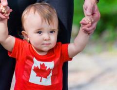 Пособия и льготы на ребёнка и семью в Канаде