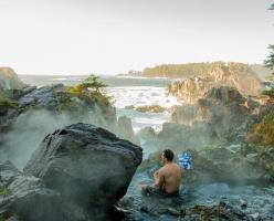 Горячие источники Коув (Hot Springs Cove)