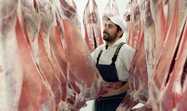 Работа на мясокомбинате