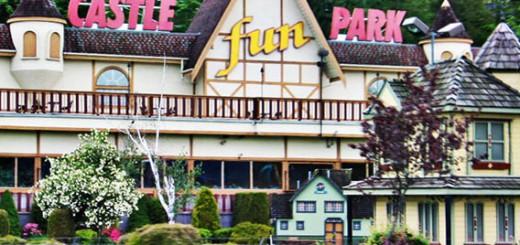 Куда сходить с ребенком парк веселья в замке
