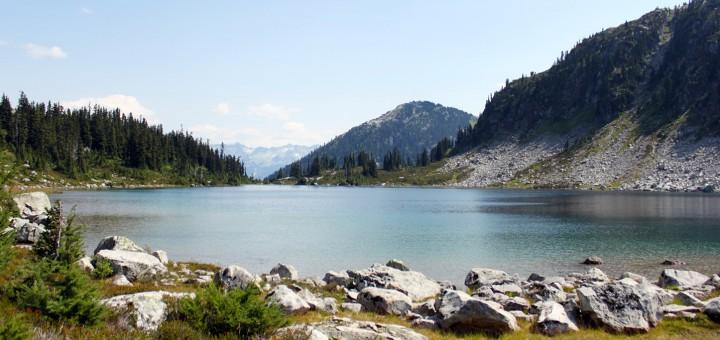 Озеро Рэйнбоу