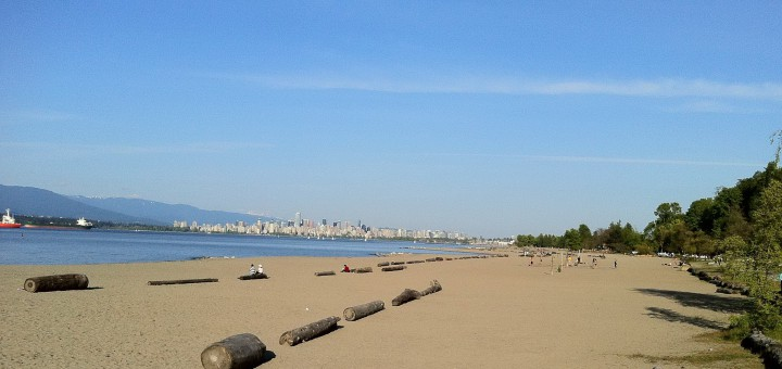 Пляж Джерико