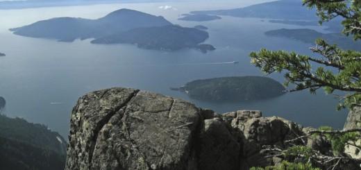 Места Британской Колумбии: Вершина Святого Марка