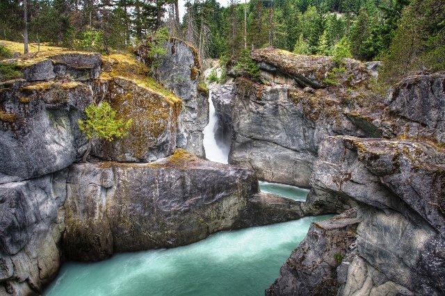 Водопады Нэрн ванкувер