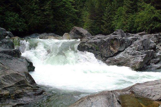 Водопады Виджн ванкувер