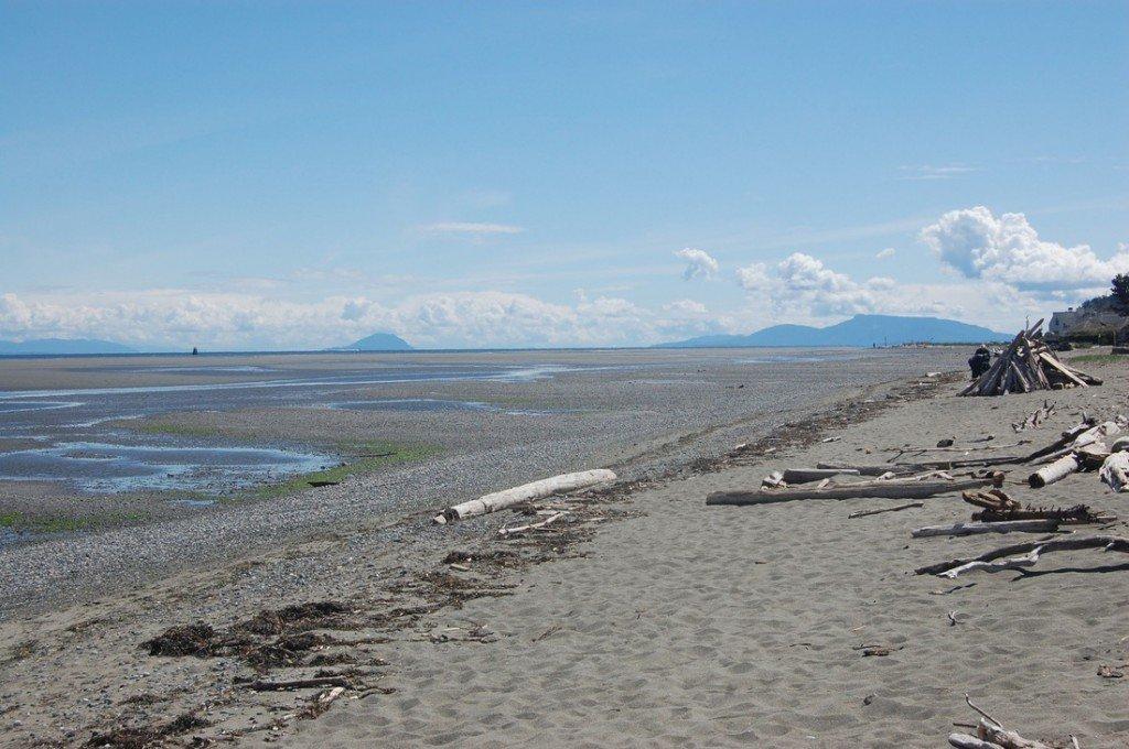Пляж Сэнтэниал Ванкувер