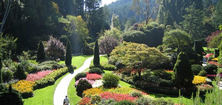 Сады в Ванкувере