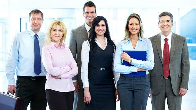 Зарплаты в Канаде на офисных должностях