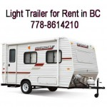 Light Trailer in BC