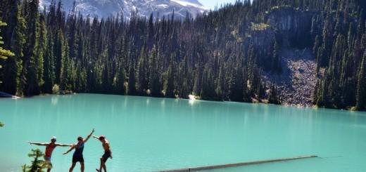 посетить в Британской Колумбии