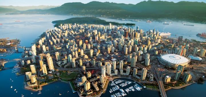 Недвижимость Ванкувера стала самой дорогой