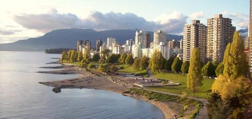Ванкувер - один из самых популярных городов для посещения