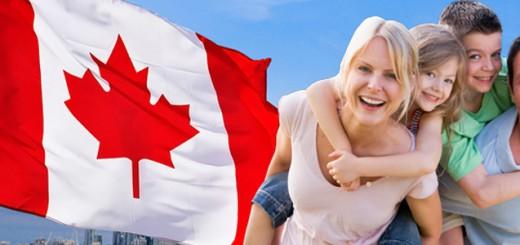 Как перевезти семью в Канаду