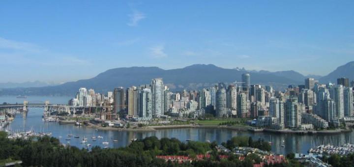Смотровые площадки Ванкувера