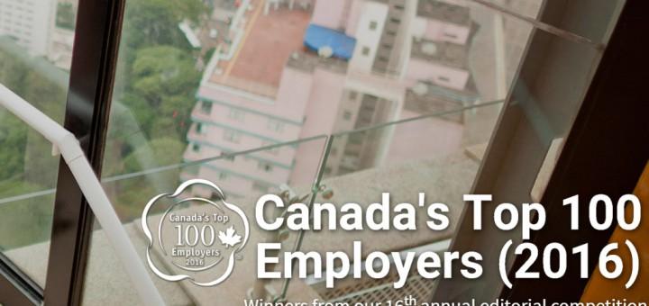 лучшие работодатели Канады