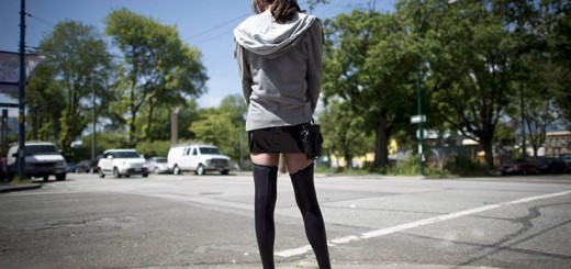 Проституция в Канаде