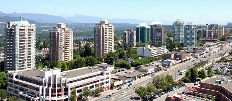 недвижимость в пригороде ванкувере