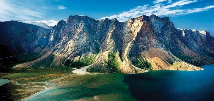 Фото Фото Torngat Mountains' rugged peaks | © ビッグアップジャパン / Flickr