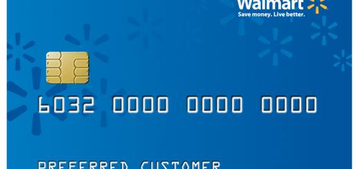 Фото Walmart Credit Card